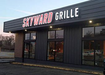 Skyward Grille Restaurant